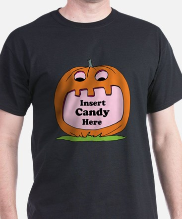 Halloween Insert Candy Here T-Shirt