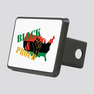 Black & Proud Hitch Cover