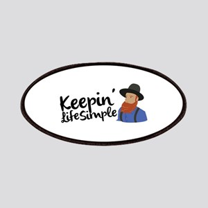 Keepin Life Simple Patch