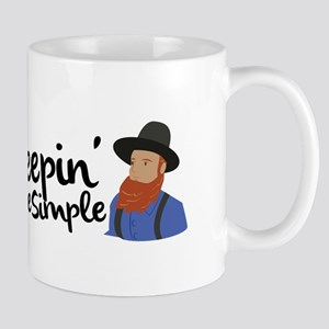 Keepin Life Simple Mugs