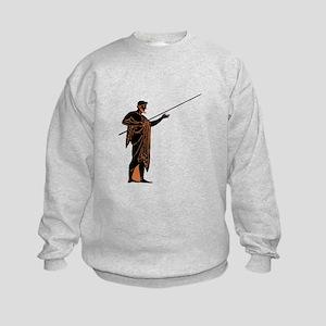 Greek Warrior Sweatshirt
