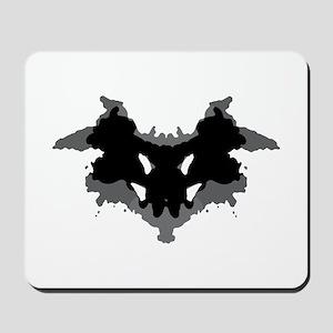 Rorschach Test Mousepad