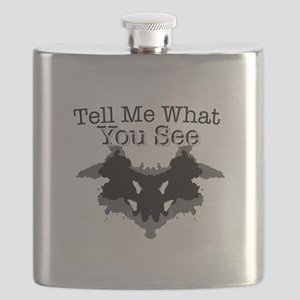 What You See Flask
