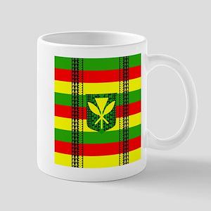 Tribal Kanaka Maoli Mugs