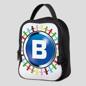 TBDA Wear Neoprene Lunch Bag