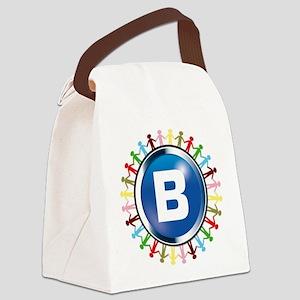 TBDA Wear Canvas Lunch Bag