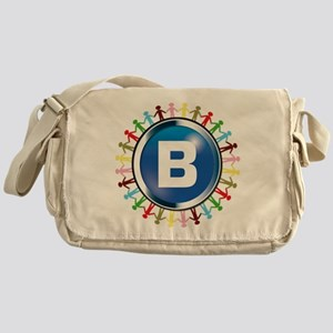 TBDA Wear Messenger Bag