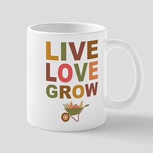 Live Love Grow Mug
