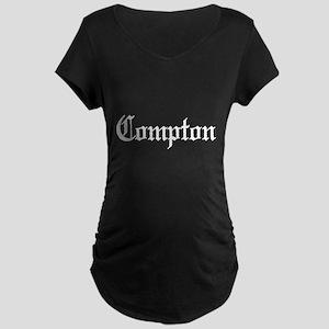 City of Compton Maternity T-Shirt