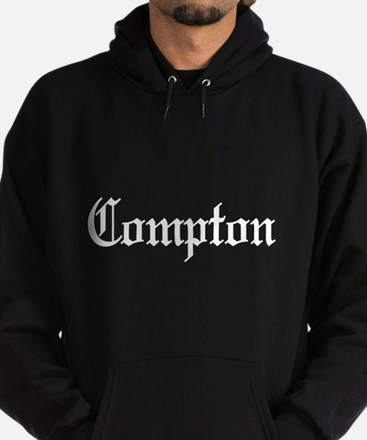 City of Compton Hoodie (dark)