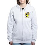 Patt Women's Zip Hoodie