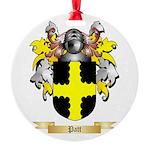 Patt Round Ornament