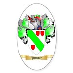 Patmore Sticker (Oval)