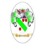 Patmore Sticker (Oval 50 pk)