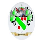 Patmore Oval Ornament