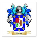 Patino Square Car Magnet 3