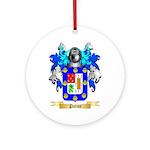 Patino Round Ornament