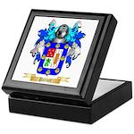Patinet Keepsake Box