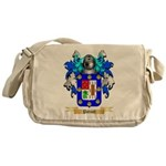 Patinet Messenger Bag