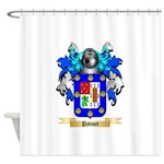 Patinet Shower Curtain