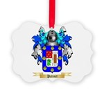 Patinet Picture Ornament