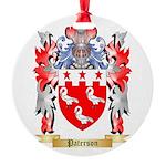 Paterson Round Ornament
