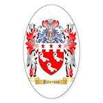 Paterson Sticker (Oval 10 pk)