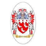 Paterson Sticker (Oval 50 pk)