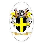 Pate Sticker (Oval 10 pk)