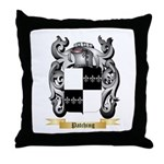 Patching Throw Pillow