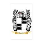 Patchen Sticker (Rectangle 50 pk)