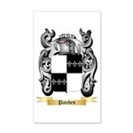 Patchen 20x12 Wall Decal