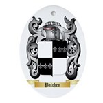Patchen Oval Ornament