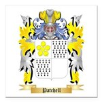 Patchell Square Car Magnet 3