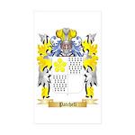 Patchell Sticker (Rectangle 50 pk)