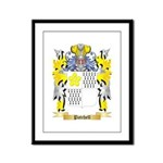 Patchell Framed Panel Print