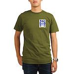 Paszek Organic Men's T-Shirt (dark)