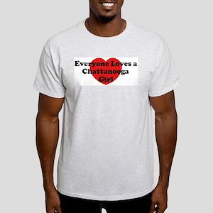Chattanooga girl Light T-Shirt