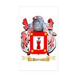 Pastrana Sticker (Rectangle 50 pk)