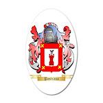 Pastrana 20x12 Oval Wall Decal