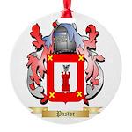 Pastor Round Ornament