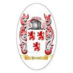 Pastol Sticker (Oval 10 pk)