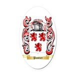 Pastier Oval Car Magnet