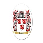 Pastier 20x12 Oval Wall Decal