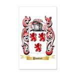 Pastier 35x21 Wall Decal