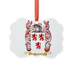 Pastier Picture Ornament