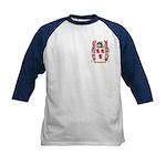 Pastel Kids Baseball Jersey