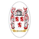 Pastel Sticker (Oval 50 pk)