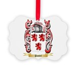Pastel Picture Ornament