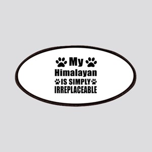 My Himalayan cat is simply irreplaceable Patch
